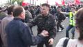 Сергей Кривов и Денис Моисеев на Болотной площади. Кадр Nevex.tv