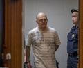 Сергей Кривов в суде. Фото Александра Барошина