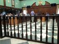 Денис Моисеев дает показания в суде