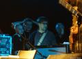 """Юрий Шевчук, Андрей Макаревич и Олег Пшеничный - организатор концерта """"РокУзник"""". Фото Дмитрия Борко"""