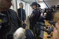 Михаил и Ксения Косенко в зале суда. Фото Грани.Ру