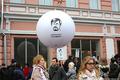 Шествие в поддержку политзаключенных. Фото Е.Михеевой / Грани.Ру