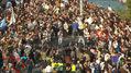 Раскадровка видео Минаева. Впервые виден подошедший Белоусов. 16