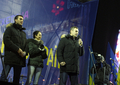 """Евромайдан 4 декабря. Фото пресс-службы """"Батькивщины"""""""