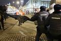 Триумфальная, 31 декабря 2013 года. Фото Евгении Михеевой/Грани.Ру