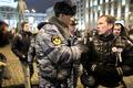 Задержание Ильдара Дадина на Триумфальной 31.12.2013. Фото Евгении Михеевой/Грани.Ру
