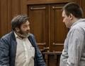 Сергей Мохнаткин и Николай Кавказский в Никулинском суде. Фото Александра Барошина