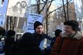 Владимир Акименков на шествии 19 января. Фото: Е.Михеева/Грани.Ру