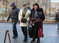 Шествие памяти Маркелова и Бабуровой. Фото: Е.Михеева/Грани.Ру