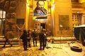 У здания киевской мэрии 21.01.2014. Фото Юрия Тимофеева/Грани.Ру
