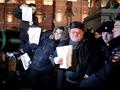 """Акция в поддержку """"болотных узников"""" на Манежной 6 февраля 2014 года. Фото: Е.Михеева/Грани.Ру"""
