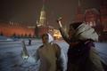 Акция в защиту прав ЛГБТ в день открытия Олимпиады. Фото: Ю.Тимофеев/Грани.Ру
