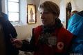 Ольга Богомолец - известный врач, один из руководителей медслужбы Майдана. Фото Дмитрия Борко