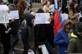 Акция за вторжение в Крым. Фото Е.Михеевой/Грани.Ру