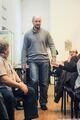 Аркадий Бабченко на совещании по блокировкам сайтов. Сахаровский центр, 21.03.2014. Фото Ники Максимюк
