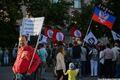Разрешенный митинг на Триумфальной 31 мая 2014 года. Фото Ники Максимюк/Грани.Ру