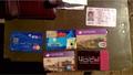 Найденные в захваченной БМД вещи и документы. Фото: hromadske.tv