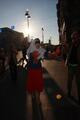 Акция Кадо на Невском. Фото Вадима Лурье