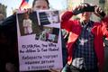 """Контрпикет на """"Марше мира"""" в Москве. Фото: Ю.Тимофеев/Грани.Ру"""