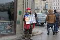 В защиту Надежды Савченко в Санкт-Петербурге. Фото Вадима Лурье