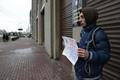 Пикеты за освобождение Надежды Савченко у администрации президента в Москве. Фото Дмитрия Борко