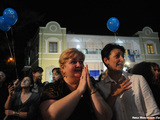 Выборы в Грузии. Фото Ники Максимюк/Грани.ру
