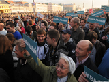 Митинг на Болотной за второй тур. Фото Ники Максимюк