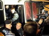 """Последствия погрома у платформы """"Бирюлево"""". Фото Людмилы Барковой/Грани.Ру"""