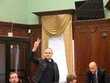 Сергей Удальцов в Мосгорсуде, 18.02.2014 Фото: Ирина Чевтаева