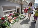 Цветы и посольства Голландии в Москве. Фото: Ю.Тимофеев/Грани.Ру