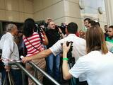 Сергей Удальцов у Мосгорсуда перед оглашением приговора. Фото: Грани.Ру