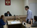 Суд по делу Екатерианы Вологжениновой. Фото Глеба Эделева